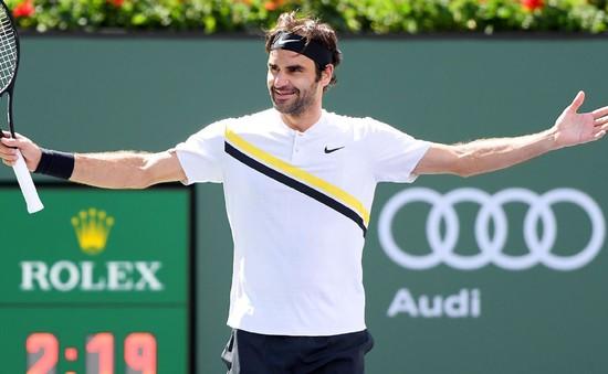Roger Federer nhận món quà đặc biệt sau khi lập kỷ lục mới