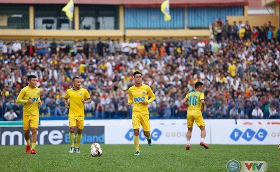 FLC Thanh Hoá – CLB Sài Gòn: Chờ đợi màn ra mắt của tân HLV Đức Thắng (17h00 hôm nay, trực tiếp trên VTV6)