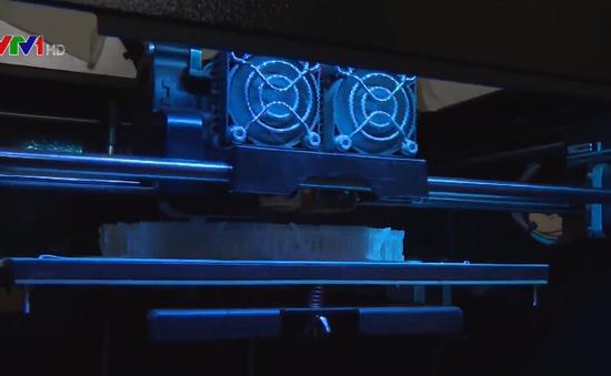 Công nghệ in 3D - Tương lai của sản xuất chế tạo
