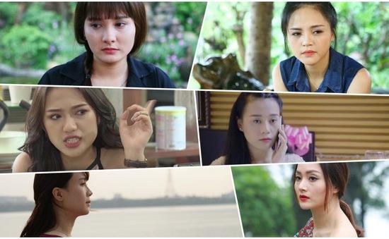 Những nàng dâu trên phim truyền hình Việt - Người ngoan hiền, cam chịu, kẻ đành hanh, tai quái