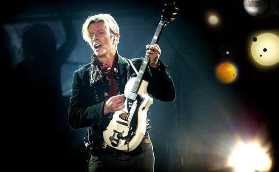 Triển lãm về huyền thoại âm nhạc David Bowie ở Mỹ