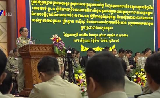 Campuchia siết chặt quản lý lao động nhập cư