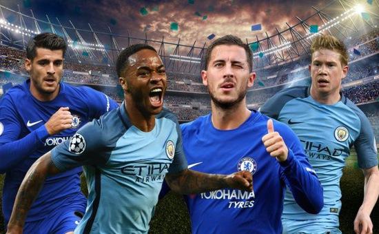 Lịch trực tiếp bóng đá Ngoại hạng Anh vòng 29: Nóng bỏng đại chiến Man City – Chelsea