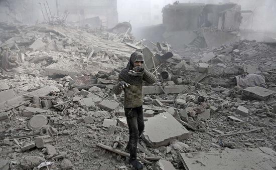 Nguy cơ thảm họa nhân đạo với dân thường ở Đông Ghouta