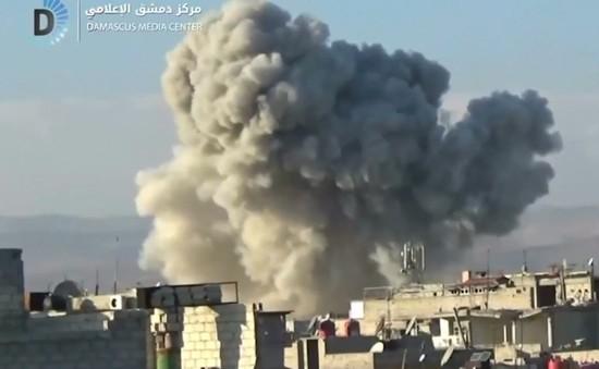"""Tiêu điểm: """"Thảm kịch nhân đạo tại chảo lửa Đông Ghouta, Syria"""" (18h thứ 6, 02/3 trên VTV8)"""