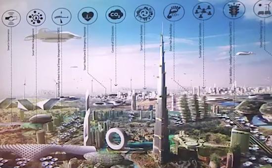 UAE thử nghiệm kén giao thông không người lái