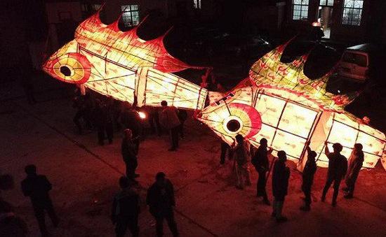 Trung Quốc tổ chức nhiều hoạt động đón Tết Nguyên tiêu