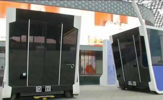 """UAE thử nghiệm xe cho """"thành phố thông minh"""""""