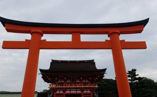 Thăm ngôi đền thờ thần bảo hộ cây lúa ở Nhật Bản