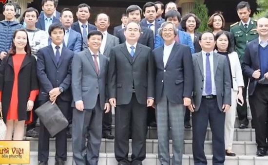 Ông Nguyễn Thiện Nhân gặp gỡ cộng đồng người Việt Nam tại Nhật