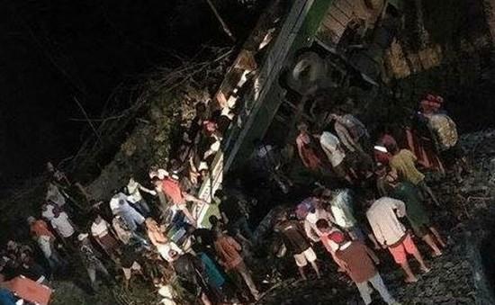 Tai nạn xe bus tại Philippines, ít nhất 19 người thiệt mạng
