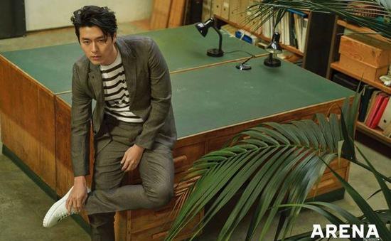 Khi Hyun Bin lãng tử và ... lãng đãng