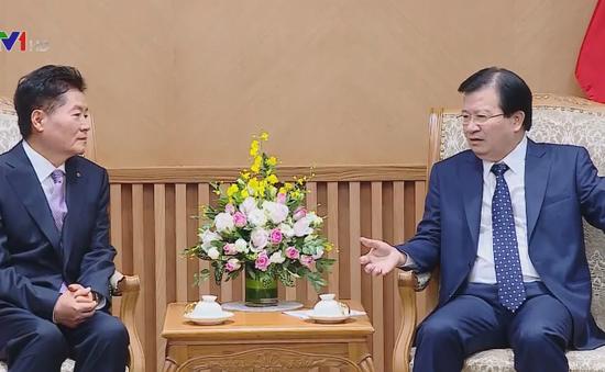 Khuyến khích hợp tác nông nghiệp Việt Nam - Hàn Quốc