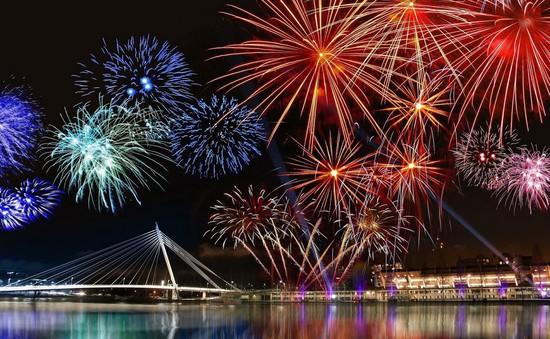 Công bố địa điểm bán và giá vé Lễ hội pháo hoa quốc tế Đà Nẵng 2018