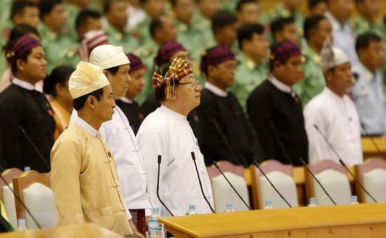 Myanmar có Chủ tịch Hạ viện mới