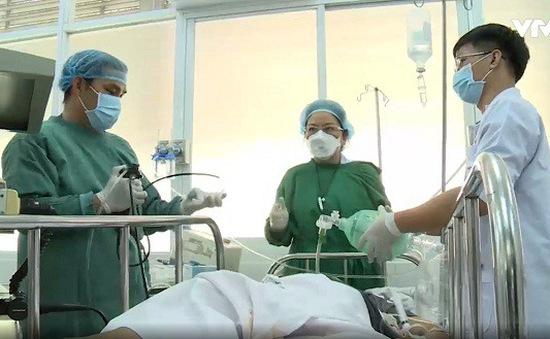 Cháy chung cư Carina: Một nạn nhân cấp cứu tại bệnh viện đã bị tổn thương não