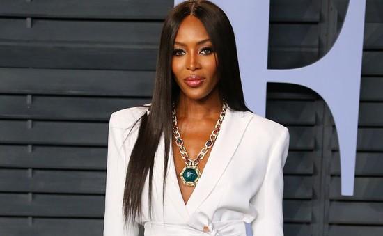 Naomi Campbell được vinh danh Biểu tượng thời trang 2018