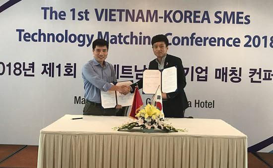 Kết nối doanh nghiệp Việt - Hàn