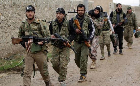 Phiến quân Syria chấp nhận thất bại, rút khỏi Đông Ghouta
