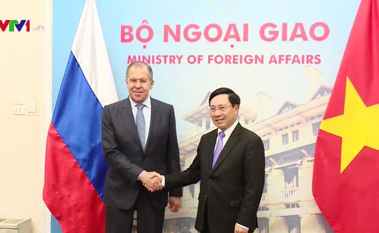 Việt Nam - Nga nỗ lực đưa kim ngạch thương mại đạt 10 tỷ USD vào năm 2020