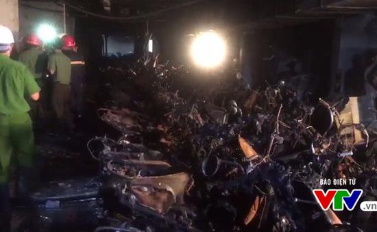 Vụ cháy chung cư Carina: Thảm họa đã có thể ngăn chặn bằng bình cứu hỏa mini