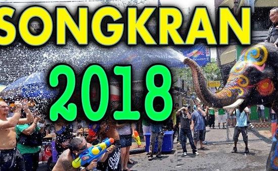 Thái Lan ngăn ngừa tai nạn giao thông dịp Tết Songkran