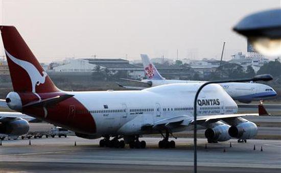 Chuyến bay thẳng đầu tiên từ Australia tới Anh