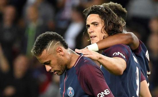 HLV PSG tiết lộ sự thật mối quan hệ giữa Neymar và Cavani