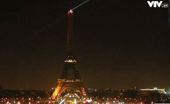 Các thành phố trên thế giới tích cực hưởng ứng Giờ Trái đất