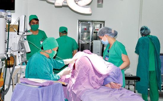 Phương pháp gây tê ngoài màng cứng trong sinh đẻ