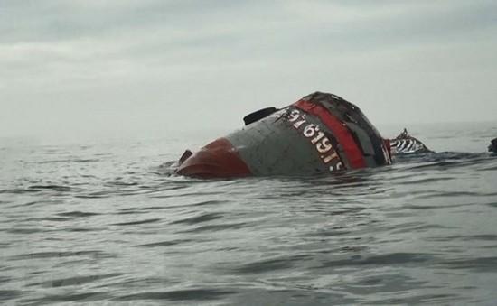 Vụ chìm tàu cá trên biển Bạc Liêu: Đã tìm thấy thi thể thuyền viên cuối cùng