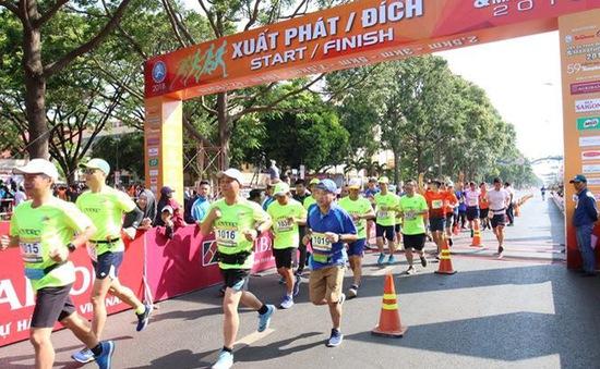 Kết thúc giải Việt dã toàn quốc và marathon giải báo Tiền Phong lần thứ 59