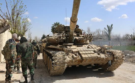 Giải phóng Đông Ghouta mang lại hy vọng hòa bình tại Syria