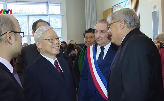 Việt Nam luôn trân trọng tình cảm của những người bạn Pháp