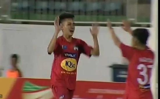 U19 HAGL 1-1 U19 Mito Hollyhock: Chia điểm đáng tiếc