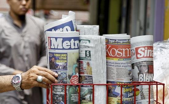 Malaysia sẽ phạt nặng hành vi tung tin giả