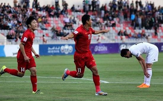 VIDEO: Tổng hợp diễn biến hiệp 1 ĐT Jordan 0-1 ĐT Việt Nam