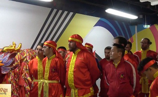 Việt Nam tham gia Liên hoan Võ thuật quốc tế lần thứ 33