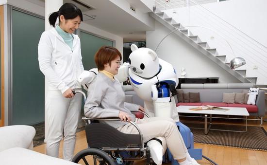 Thiếu lao động, Nhật Bản phải nhờ cậy vào... robot