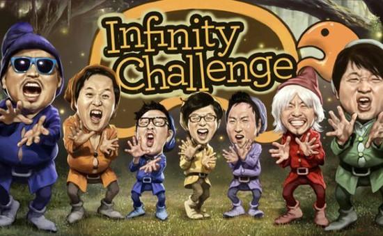 Chương trình Infinite Challenge thống trị màn ảnh nhỏ tháng 3 tại Hàn Quốc