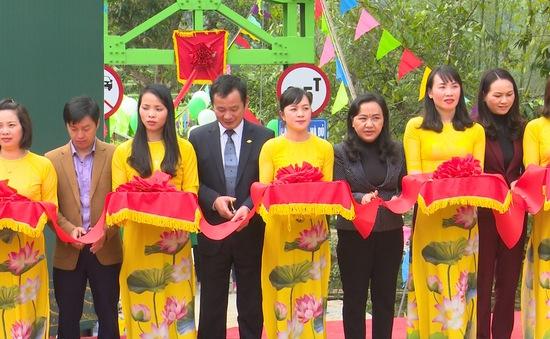 Xây dựng cây cầu dân sinh 1,5 tỷ đồng cho người dân vùng cao tỉnh Cao Bằng