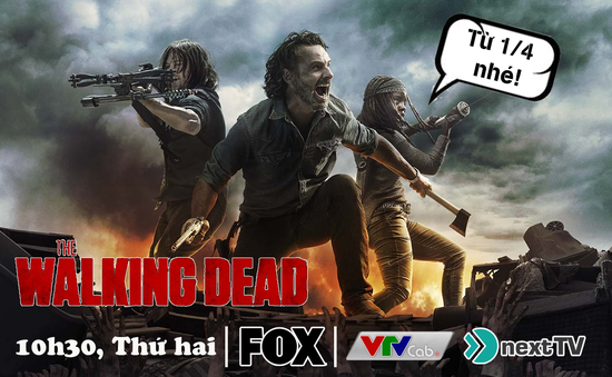 The Walking Dead có gì hấp dẫn?