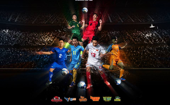 K+ phát sóng giải Vietnam Futsal League 2018