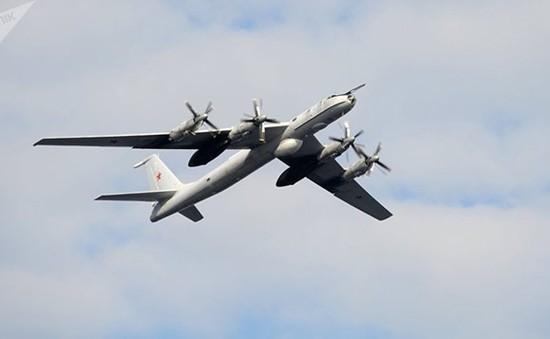 Nga huấn luyện bay quân sự qua Bắc Cực tới Bắc Mỹ
