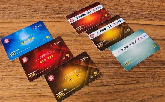 CLB TP. Hồ Chí Minh phát hành vé cả mùa giải 2018 dưới dạng thẻ điện tử