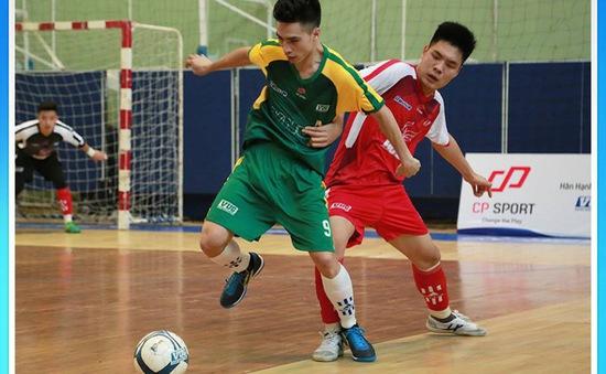 [VIDEO] Futsal sinh viên toàn quốc 2018: ĐH Bách Khoa thắng ấn tượng trận ra quân
