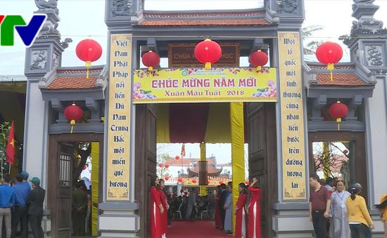 Quảng Bình: Hàng ngàn người tham dự Lễ hội chùa Hoằng Phúc 2018