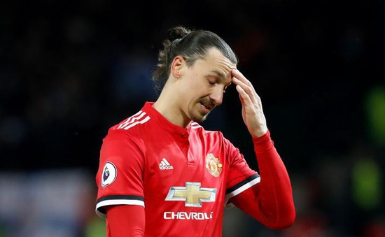 HLV Mourinho chốt tương lai của Ibra tại Man Utd