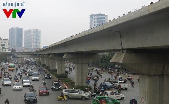 Chốt 2/9 vận hành thử dự án Đường sắt đô thị Hà Nội, tuyến Cát Linh - Hà Đông