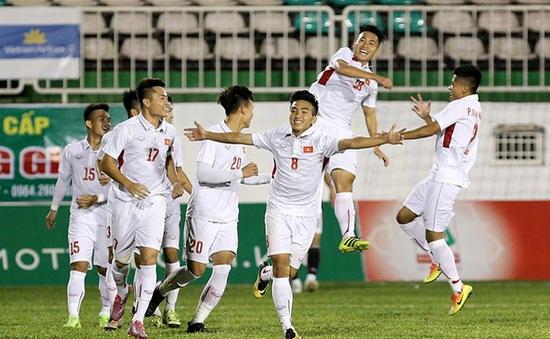 U19 MITO Hollyhock – U19 Việt Nam: Trận đấu cuối cùng (19h00 ngày 30/3, trực tiếp trên VTV6)